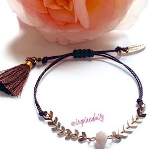 Arrows Bead Kentucky Derby Bracelet